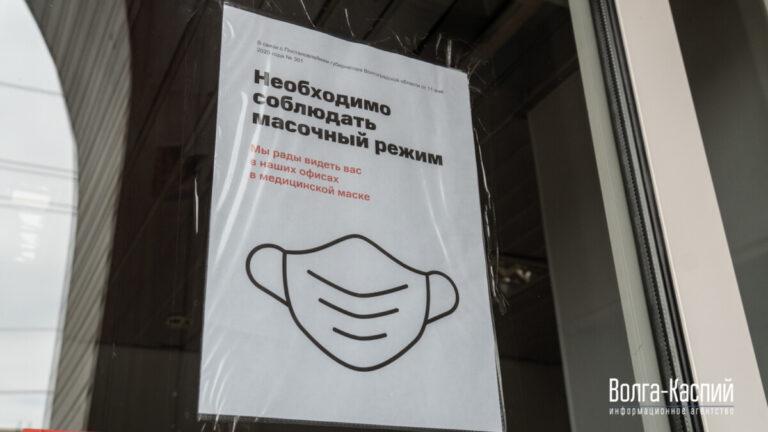 За отсутствие масок и дезинфекции в Волгограде прикрыли точку общепита, хостел и пивнушку