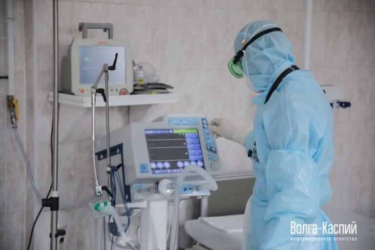 Волгоградская область не вошла в число лидеров по тестам на коронавирус