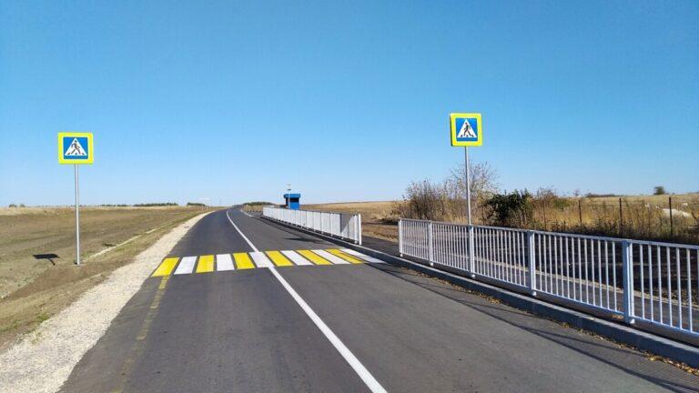 К отдаленному хутору в Урюпинском районе проложили дорогу
