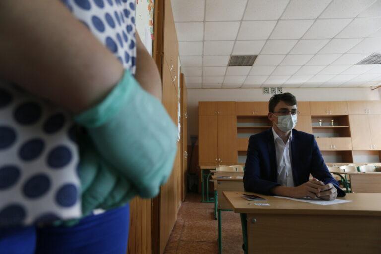 74 класса в  школах Волгоградской области отправили на дистанционное обучение