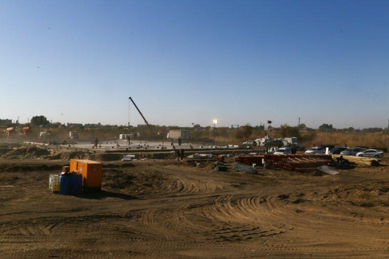 Строительство инфекционного госпиталя в Астрахани планируют завершить к 1 декабря