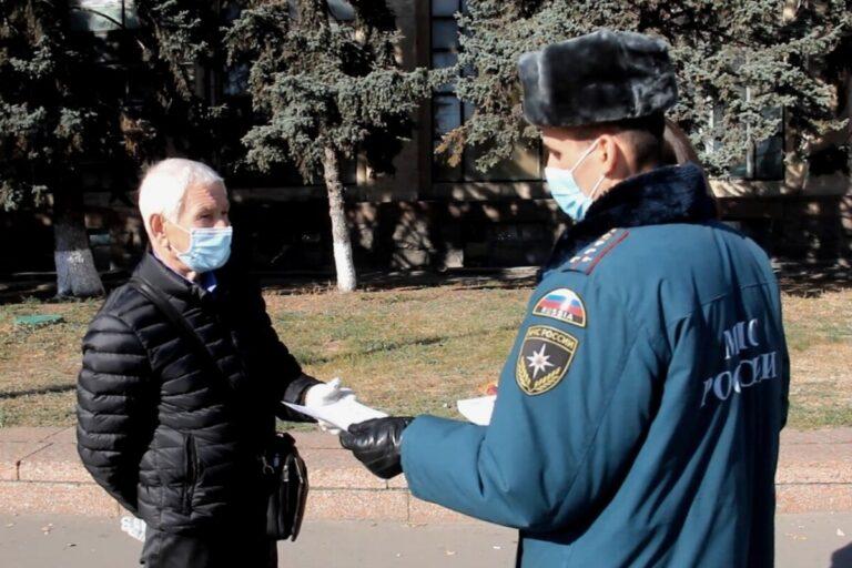 МЧС напомнило волгоградцам правила пожарной безопасности в быту