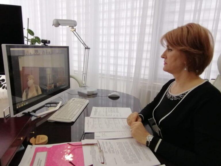 Руководители учебных заведений Волгограда обсудили дистанционное обучение с замом губернатора