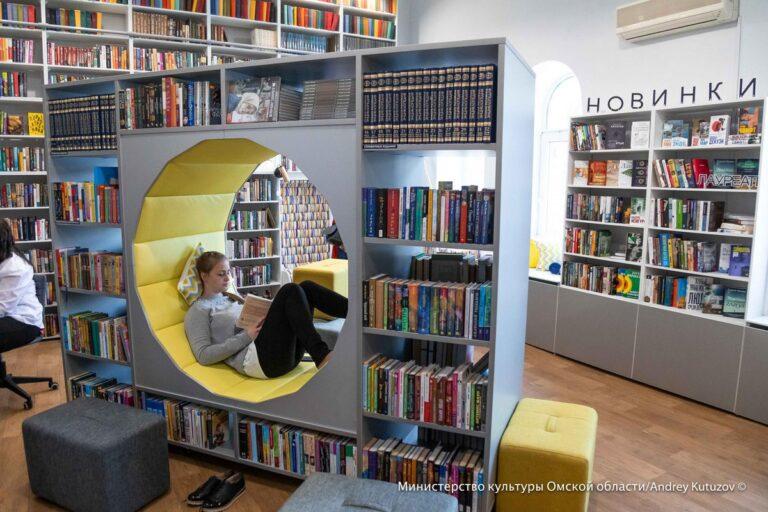 В Волгоградской области модернизируют несколько библиотек