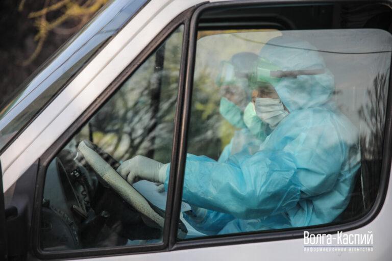 Волгоградская область продолжает бить рекорды по количеству зараженных COVID-19