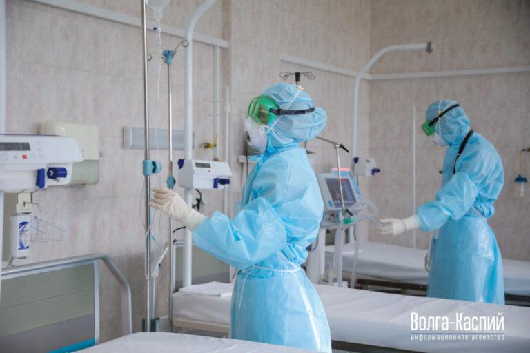 Среди умерших пациентов с COVID-19 41-летний житель Городищенского района