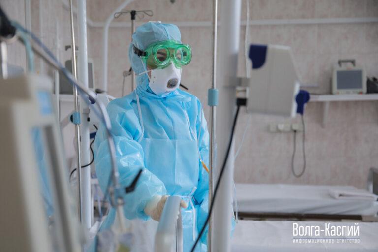 Плюс 161: число новых случаев коронавируса в Волгоградской области бьет рекорды