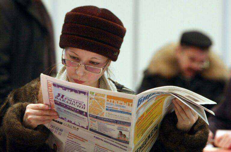 В Волгоградской области создали более тысячи временных мест для тех, кто ищет работу