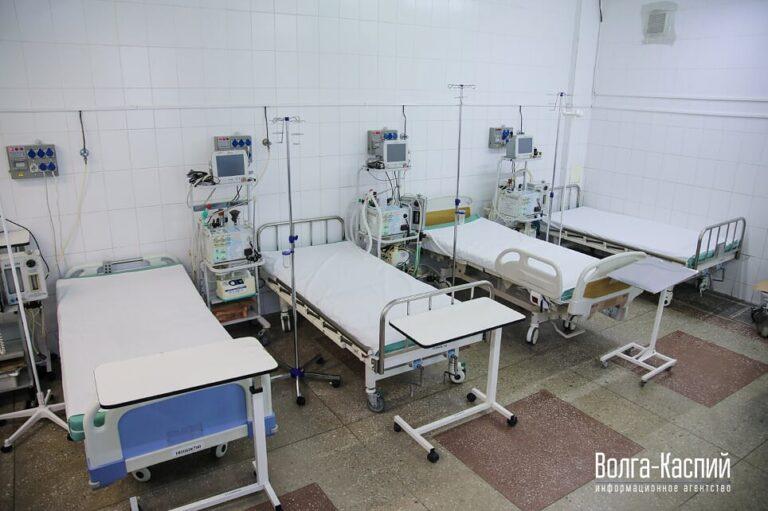 «Плановая помощь проседает»: в Волгоградской области почти все больницы перепрофилировали в инфекционные госпитали
