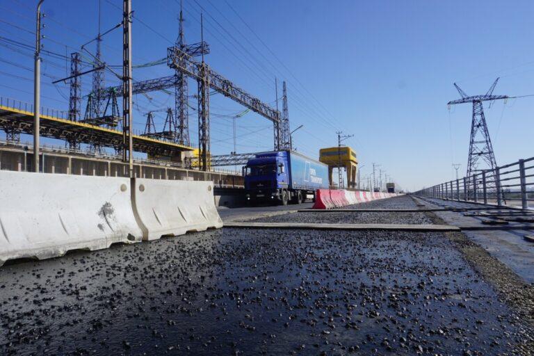 На Волжской ГЭС завершается очередной этап работ