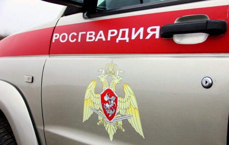 В Волгоградской области сотрудники Росгвардии нашли пропавшего без вести жителя Пермского края