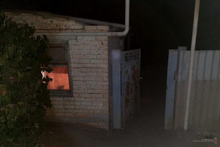 Под Волгоградом ревнивый сожитель до комы избил приятеля подруги и бросил его умирать на улице