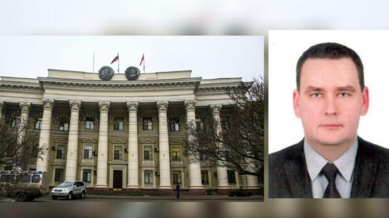 В Волгоградской области ликвидировали должность вице-губернатора Владимира Попкова