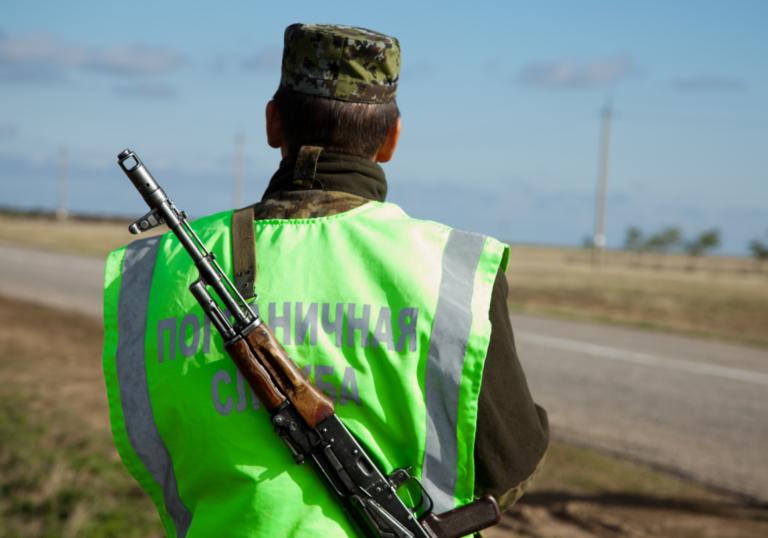 Водитель получил срок за угрозы и попытку скрыться от волгоградских пограничников