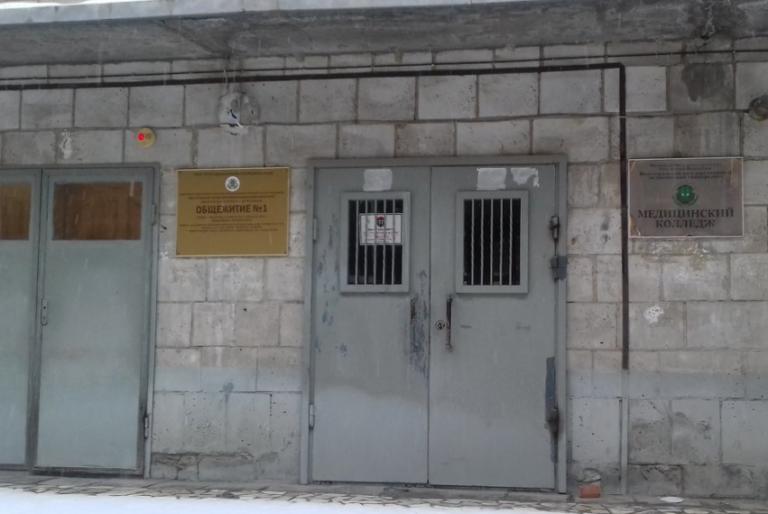 Учебный корпус Волгоградского медуниверситета ждет капитальный ремонт