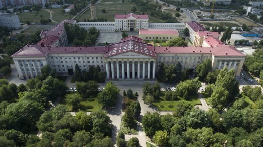 В Волгограде начали искать подрядчика для благоустройства сквера возле Аграрного университета