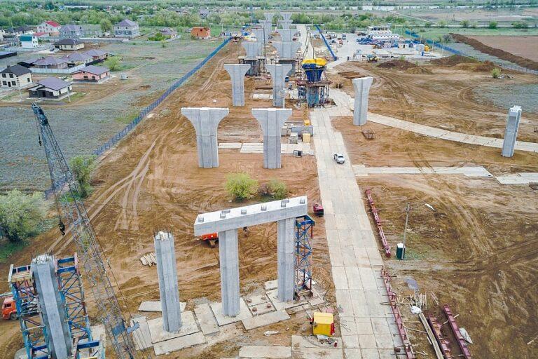 На второй участок обхода Волгограда планируют потратить более 22 миллиардов рублей