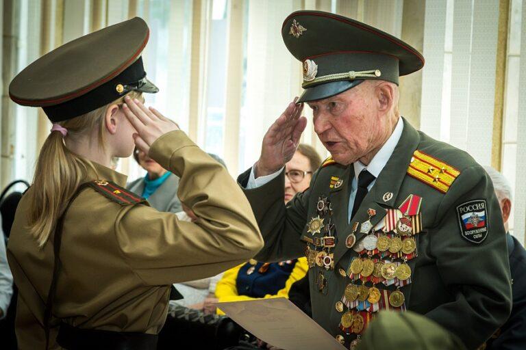 «Человек уникальной судьбы»: ушел из жизни ветеран ВОВ Владимир Туров