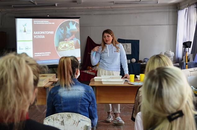 Для пациентов волгоградских медучреждений волонтеры проведут творческие мастер-классы