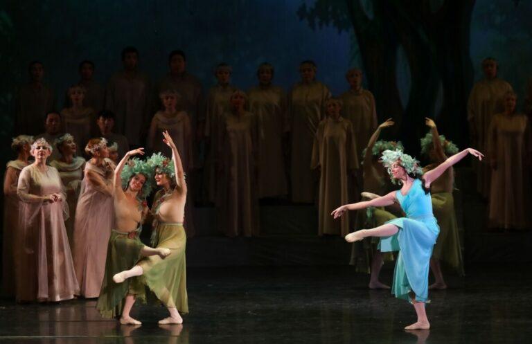«Царицынская опера» представила столичной публике постановку «Кармина Бурана»
