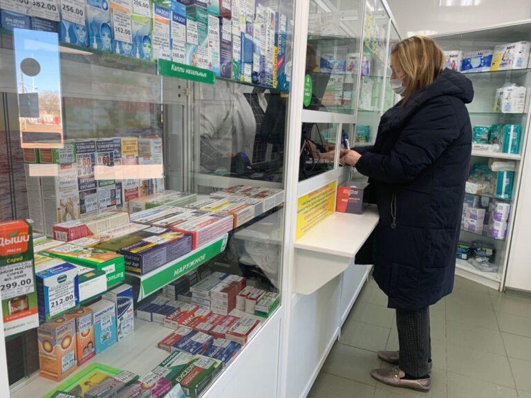 В астраханских аптеках нет  Фавипиравира и Моксифлоксацина