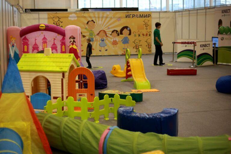 Выдавали за музей: в волгоградском ТРЦ закрыли работающую в пандемию детскую комнату