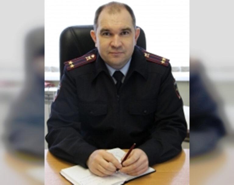 Отдел МВД по Среднеахтубинскому району возглавил новый руководитель