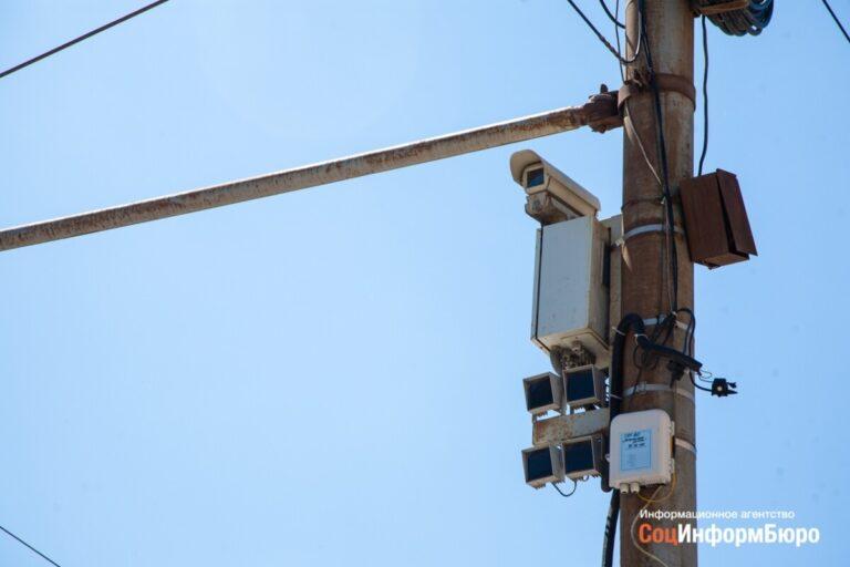 После вмешательства прокуратуры в Волгограде установлены более 30 знаков, предупреждающих о камерах на дорогах