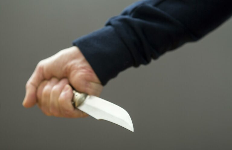 Астраханец с расстройством психики нанес брату 30 ножевых ранений
