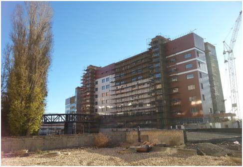 Стало известно, когда завершится строительство нового корпуса онкоцентра в Волгограде
