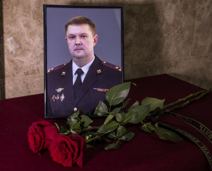 В Волгоградской области скоропостижно скончался начальник Центра финансового обеспечения ГУ МВД России по региону