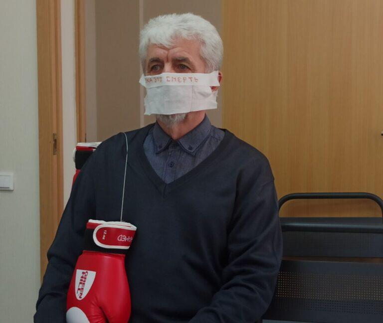 Станислав Терентьев проиграл иск против губернатора  Волгоградской области в отношении масочного режима