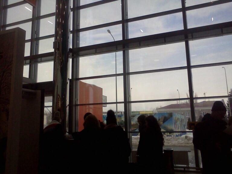 В Волгограде эвакуировали Международный аэропорт