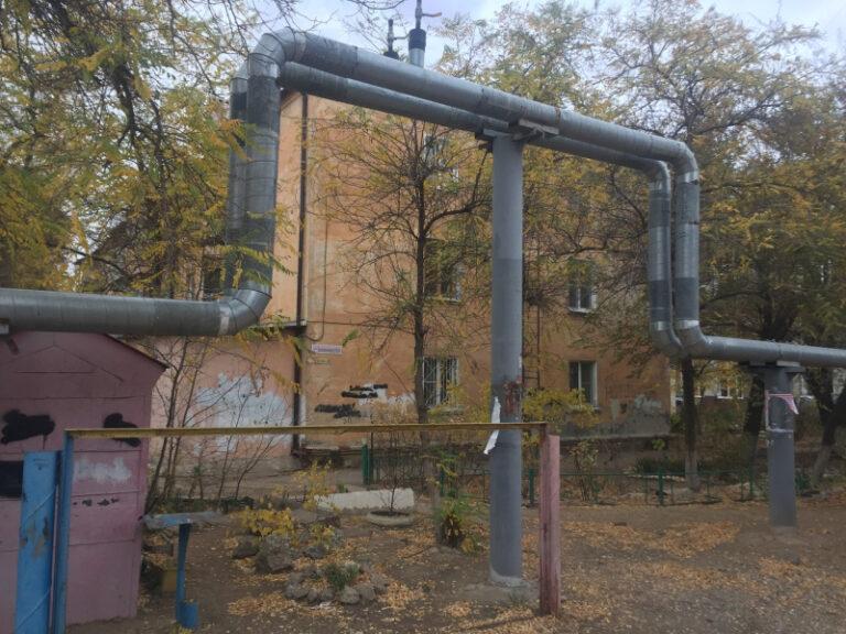 В Астрахани вернули тепло в многоквартирный дом только после вмешательства активистов