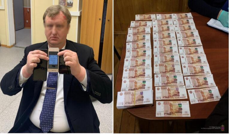 Сотрудники УФСБ задержали волгоградца по подозрению в мошенничестве в отношении пользования недрами