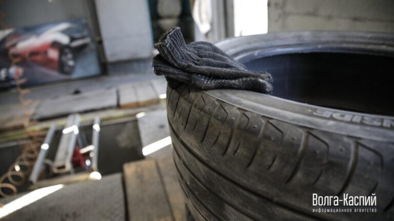 Госавтоинсепция призывает волгоградских водителей сменить летнюю резину на зимнюю