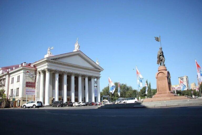 Волгоградский НЭТ объявил о возобновлении театрального сезона