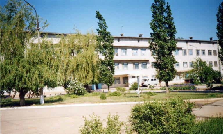 В коронавирусном госпитале Волгоградской области найдено тело пациента с ножевым ранением