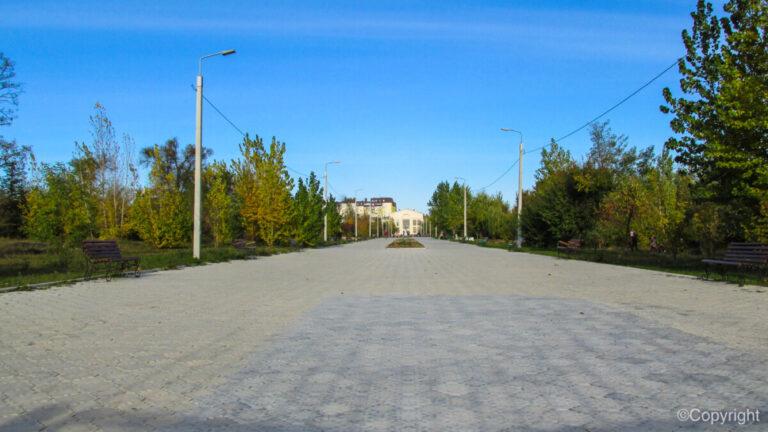 В Волгограде за 23 миллиона благоустроят пешеходную зону на улице Титова