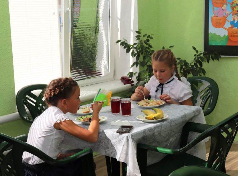 В Волгоградской области за минувший год модернизировали 68 школьных пищеблоков
