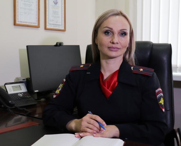 В Волгоградской области у подразделения по делам несовершеннолетних сменился руководитель