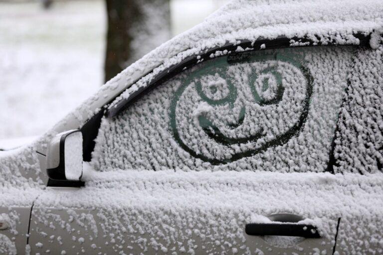 В выходные волгоградцам обещают небольшой мороз и снег