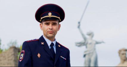 Волгоградцев просят поддержать кумылженского участкового на всероссийском конкурсе