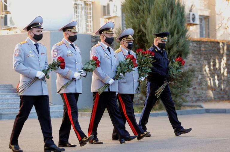 10 ноября волгоградская полиция отмечает профессиональный праздник