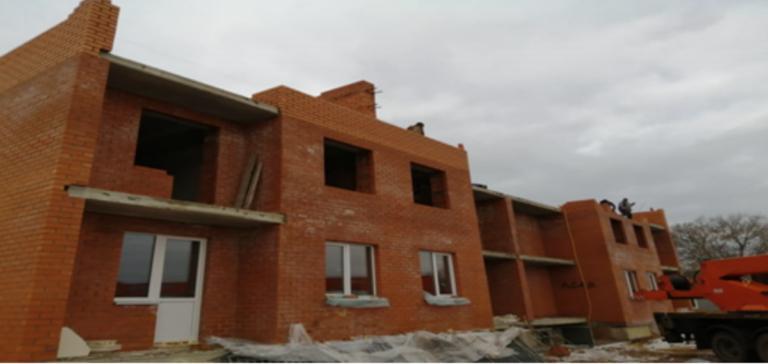 В 2021 году в Николаевске сдадут дом-долгострой для сирот