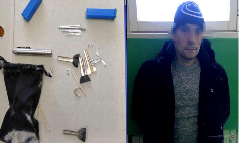 Волжанин застал воров в собственной квартире: преступники задержаны