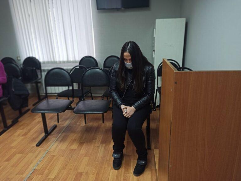 Волгоградский суд не стал брать Анну Мелконян под стражу