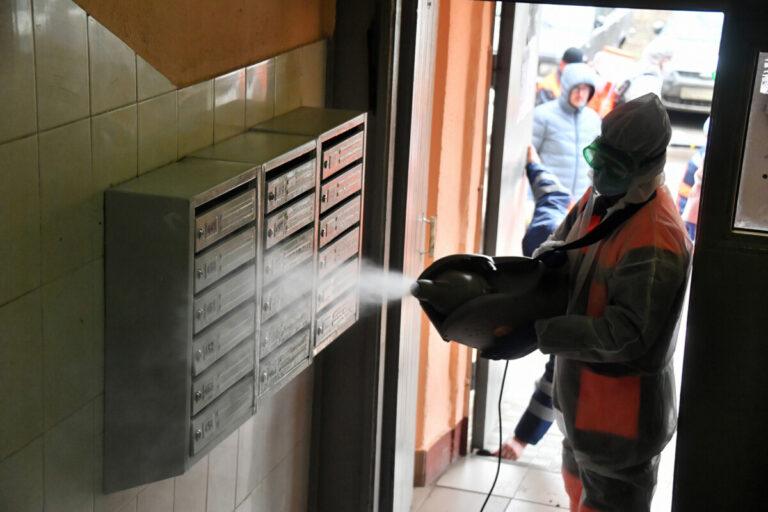В волжских домах собрали подписи за несуществующую санитарную уборку