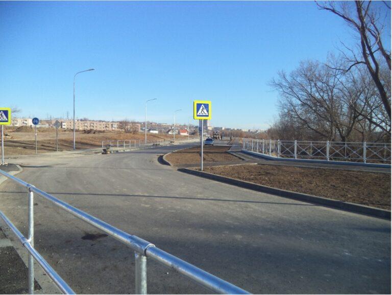 В Волгоградской «Долине» проложили четырехполосную магистраль