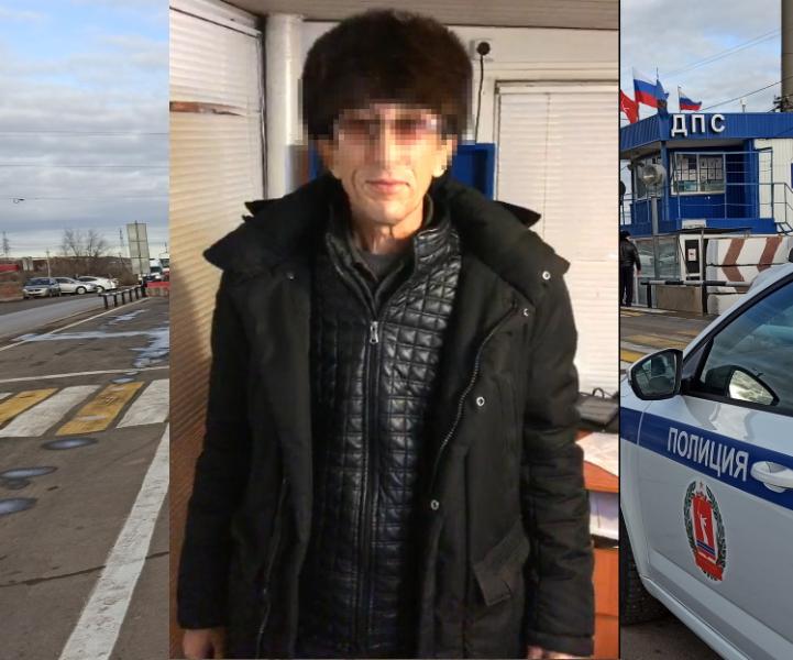 В Волгоградской области полиция случайно задержала иностранца, который находился в международном розыске